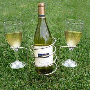 1 Bottle Tabletop Wine Rack by Epicureanist