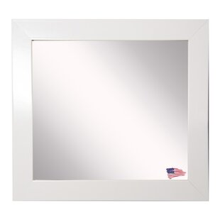 Comparison Analleli Square Wall Mirror ByOrren Ellis