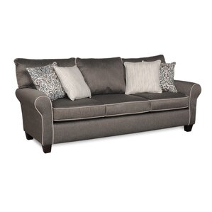 Harrison 3 Seat Sofa by Alcott Hill