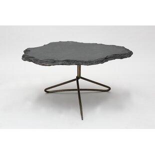 Brayden Studio Kolar Iron Coffee Table