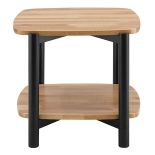 Janes Modern European End Table by Winston Porter