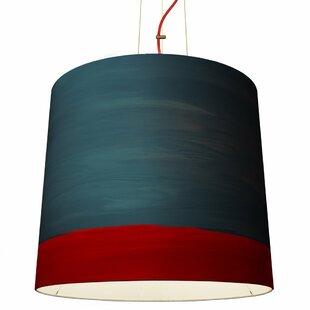 Marie Burgos Design The Sisters 1-Light Cone Pendant