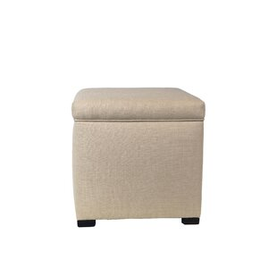 Fenner Storage Ottoman by Wrought Studio