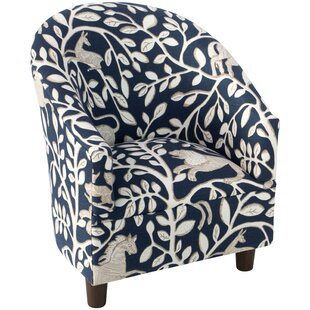 Comparison Shipp Kids Cotton Tub Chair By Latitude Run