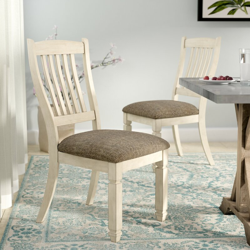 Alsace dining upholstered side chair