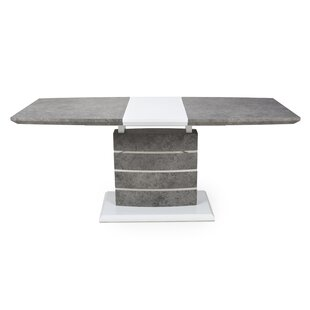 Carollton Atlas Extendable Dining Table By Ebern Designs