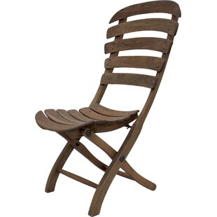 Solid Wood Dining Chair by Sarreid Ltd