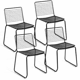 Flintridge Dining Chair (Set Of 4) by Ebern Designs Discount