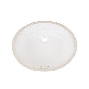 Ronbow Halo Ceramic Oval U..