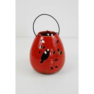 Coupon Ceramic Lantern By Drew DeRose Designs
