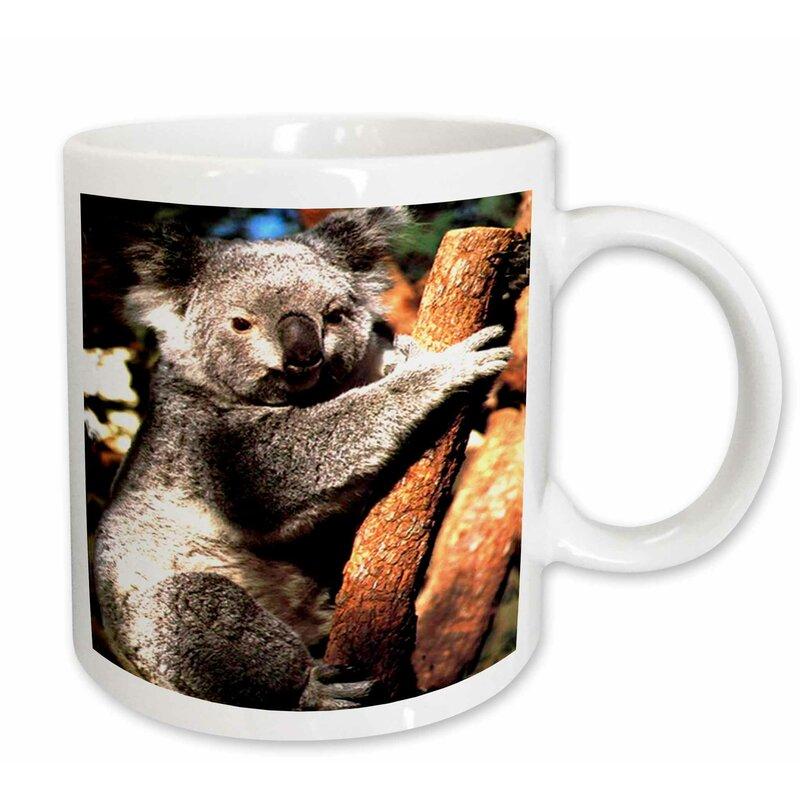 East Urban Home Koala Coffee Mug Wayfair