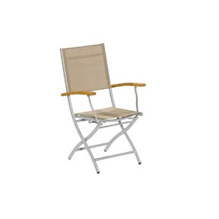 Fieldstone Folding Garden Chairs (Set Of 2) By Sol 72 Outdoor
