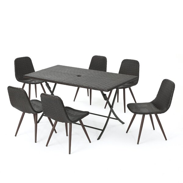 Excellent Modern Contemporary Broyhill Outdoor Wicker Allmodern Andrewgaddart Wooden Chair Designs For Living Room Andrewgaddartcom
