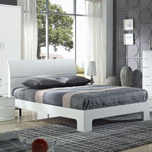 Merlemont Double Bed Frame By Metro Lane