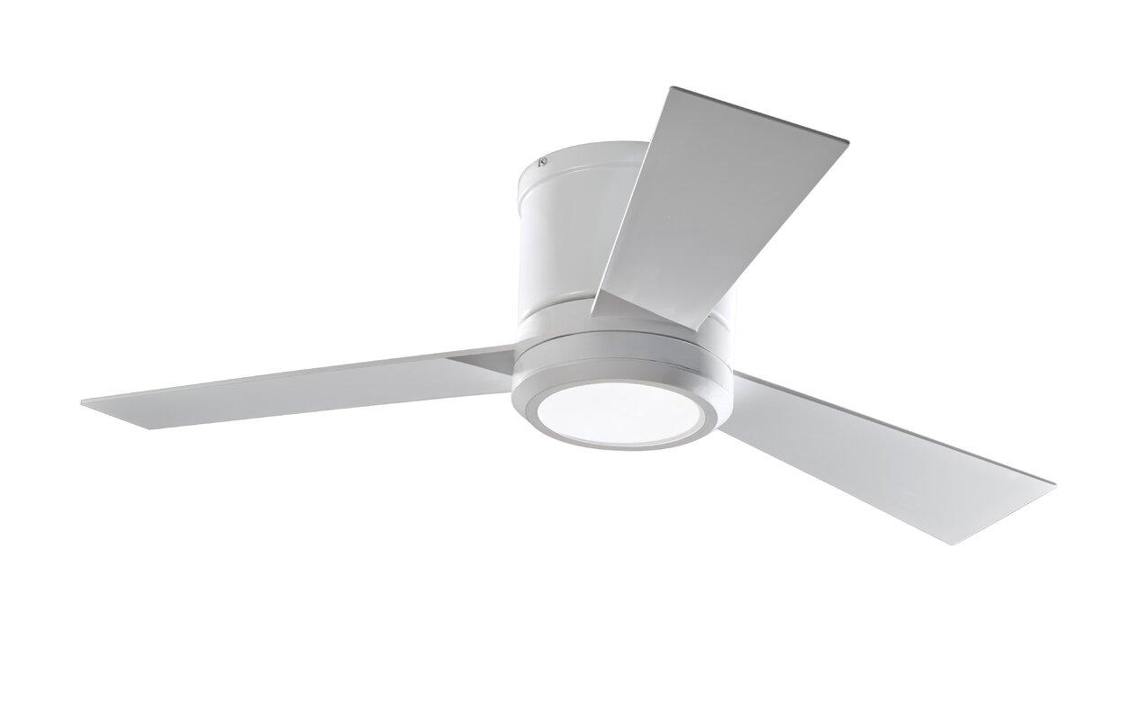 Monte carlo fan company wayfair 42 clarity ii ceiling fan by monte carlo fan company aloadofball Gallery