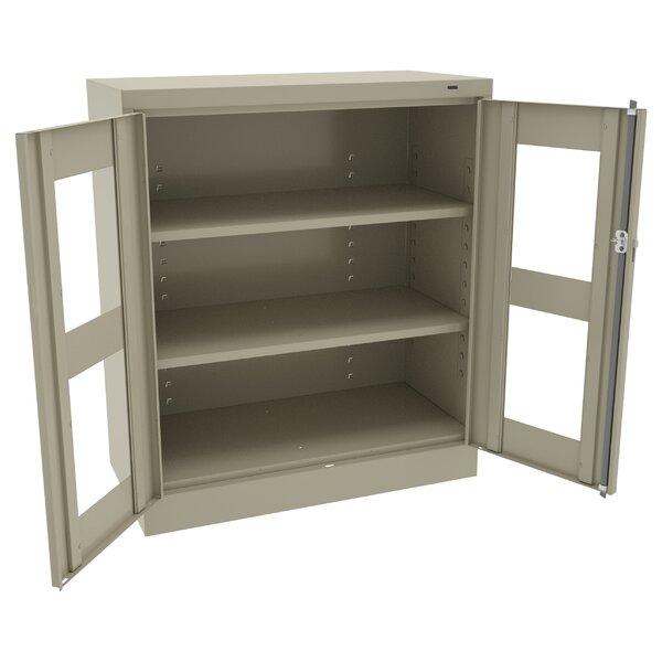 Counter Height Storage Cabinet Wayfair