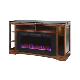 Shelton 42 TV Stand with Electric Fireplace by Napoleon