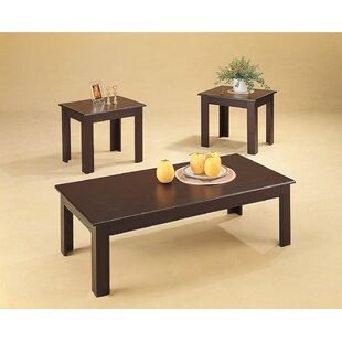 Wildon Home ? Ironside 3 Piece Coffee Table Set
