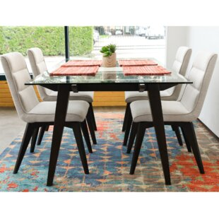 Michale 5 Piece Dining Set Brayden Studio