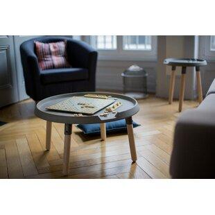 Lyon Beton Mix 2 Piece Coffee Table Set