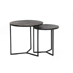 Dalia 2 Piece Nest Of Tables By Ebern Designs