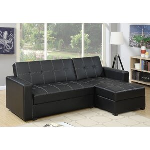 sc 1 st  Wayfair : black sectional sofas - Sectionals, Sofas & Couches