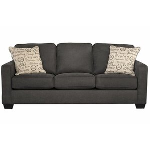 Spahn Queen Sleeper Sofa by Red Barrel..