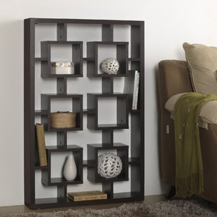 Kaplan Geometric Bookcase