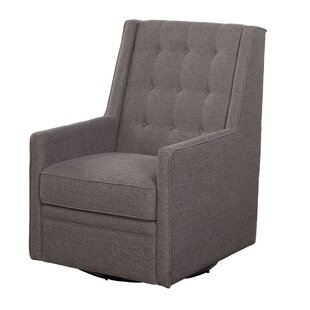Roseto Swivel Armchair