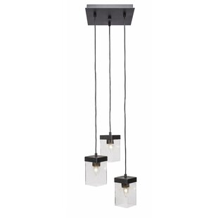 Karson 3-Light Cluster Pendant