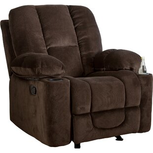 Eastlake Manual Glider Recliner by Alcott Hill Purchase