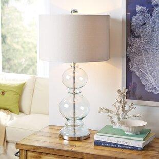 Birch Lane™ Helena Glass Table Lamp