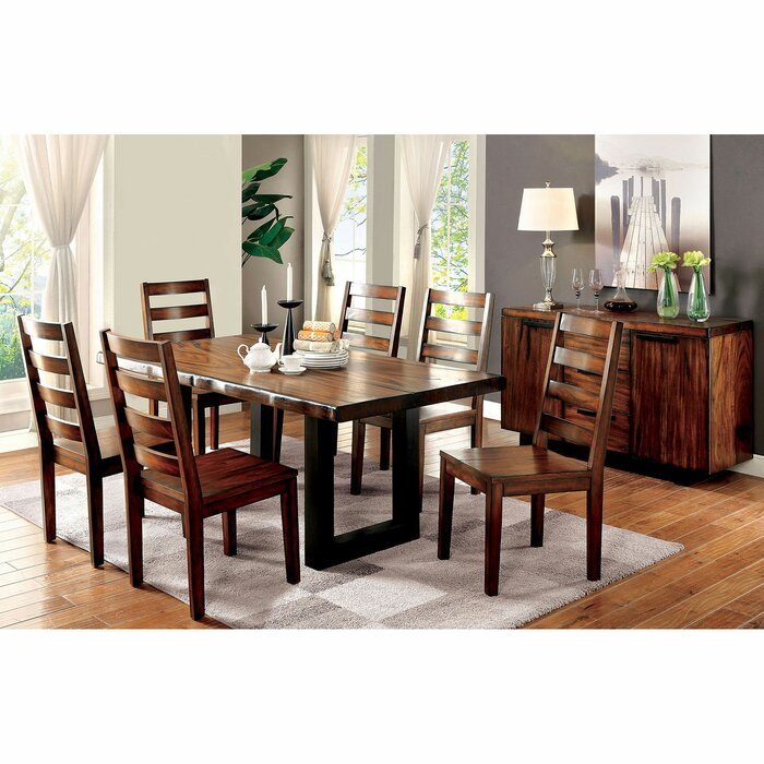Furniture of America Madie Dining Table   Item# 11766