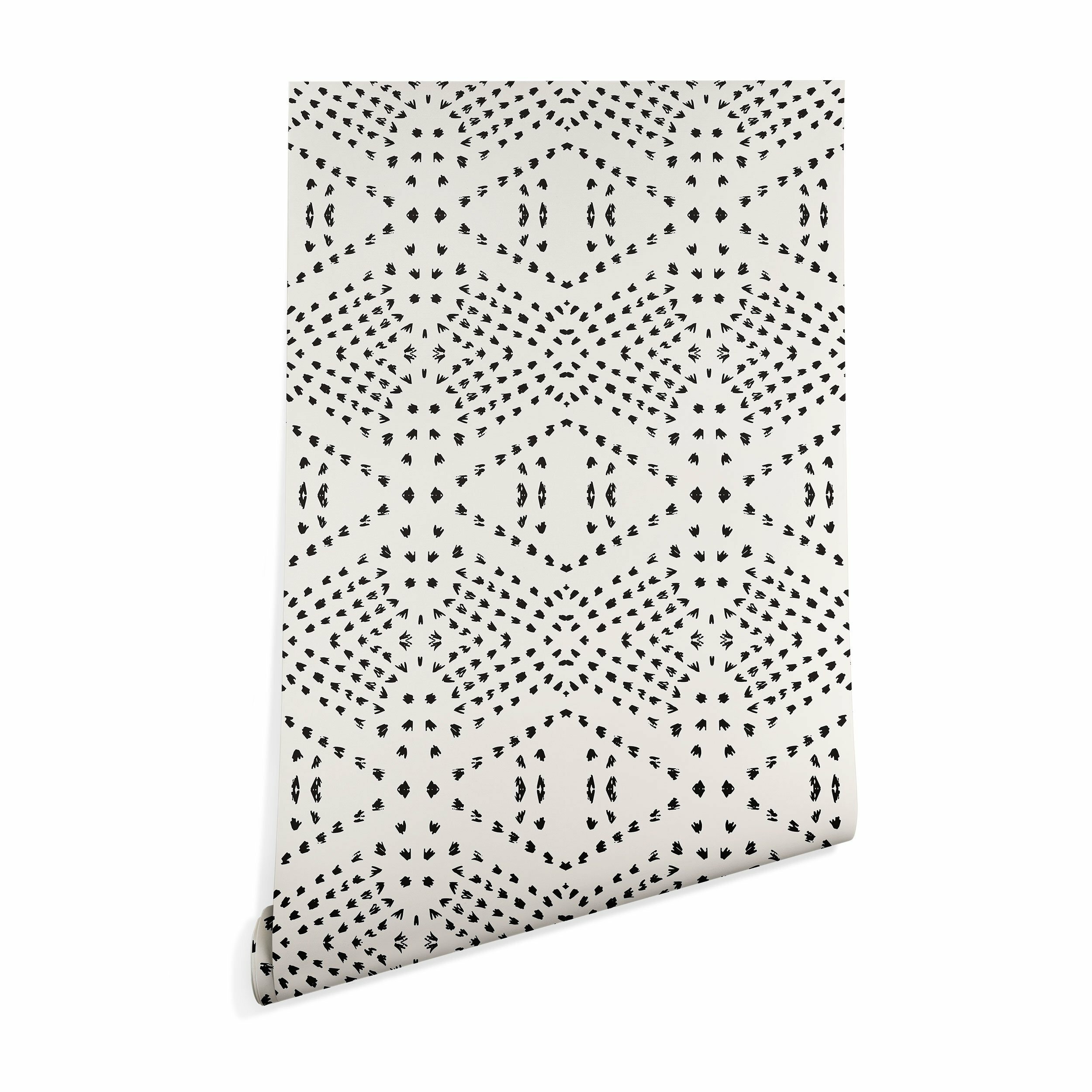 Tile Matte Smooth Peel And Stick Wallpaper Roll Reviews Allmodern
