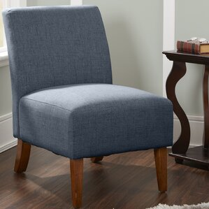 Parkerson Upholstered Slipper Chair Images