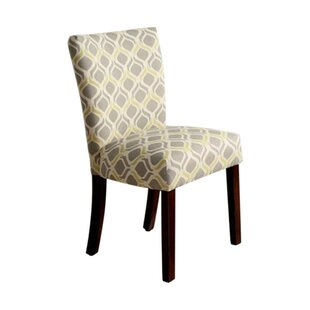 Alyda Upholstered Dining Chair (Set of 2) by Darby Home Co