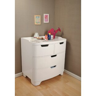 Luxo 4 Drawer Dresser by bloom