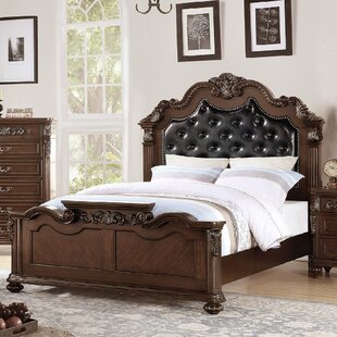 Astoria Grand Vilmos Upholstered Panel Bed