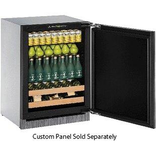 2000 Series Reversible 24-inch 4.9 cu. ft. Undercounter Beverage Center