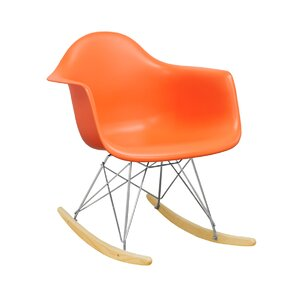Paris Tower Rocking Chair by Mod Made