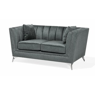 Bargain Boscobel 2 Seater Sofa by House of Hampton Reviews (2019) & Buyer's Guide