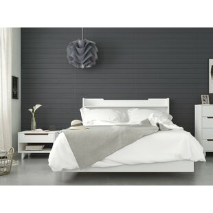 League Platform 3 Piece Bedroom Set