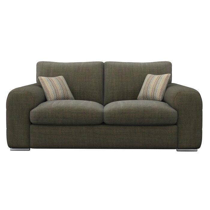 Groovy Heitman 2 Seater Sofa Ncnpc Chair Design For Home Ncnpcorg