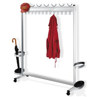 140cm Wide Clothes Rack By Symple Stuff