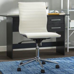 Review Van Wyck Desk Chair by Mercury Row