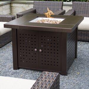 Eden Gas Fire Pit Table