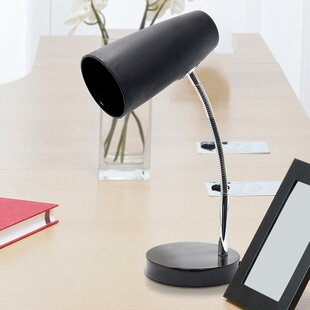 Great Price Zainab Flexible Silicone 15.12 Desk Lamp By Zipcode Design