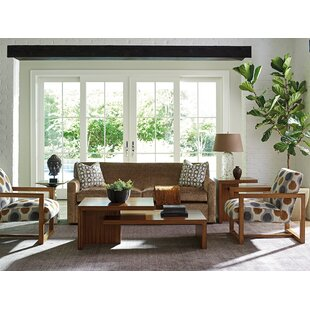 Savings Kitano 2 Piece Coffee Table Set By Lexington