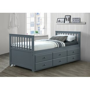 Tyshawn Single (3') Bed Frame By August Grove