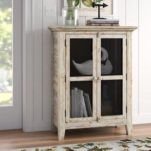 Lark Manor Eau Claire 2 Door Accent Cabinet